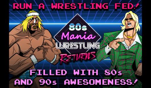 80s Mania Wrestling Returns 1.0.77 screenshots 11