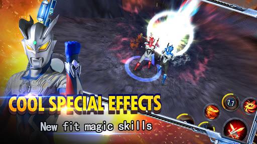 Ultraman: Legend of Heroes  screenshots 12