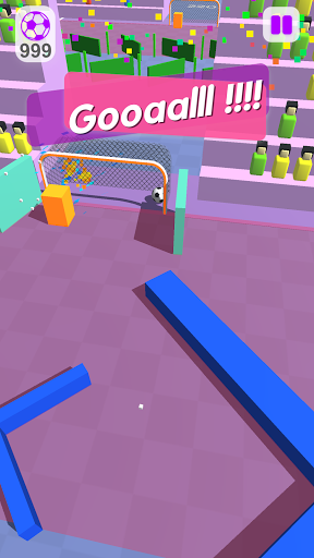 Tricky Kick - Crazy Soccer Goal Game 1.07 screenshots 8