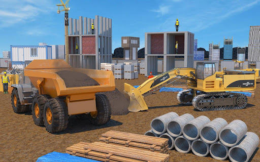 City Construction Simulator: Construction Games 1.5 screenshots 9