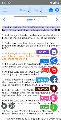 Holy Bible Offline 3.6 Screenshots 8