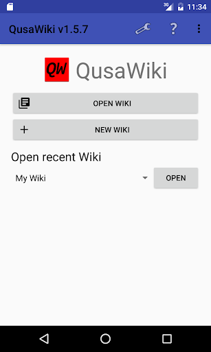 qusawiki screenshot 1