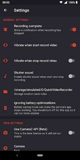 images Quick Video Recorder 6