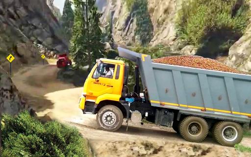 Truck Simulator Transport Driver 3D : Europe Truck 1.6 Screenshots 2