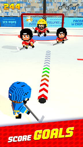 Blocky Hockey 2.0.1_381 screenshots 1
