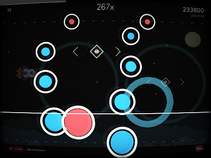 Cytoid: A Community Rhythm Game Screenshot