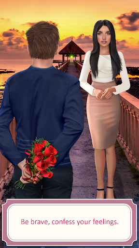 Back Through Time - Romance Story Game 1.14-googleplay screenshots 2