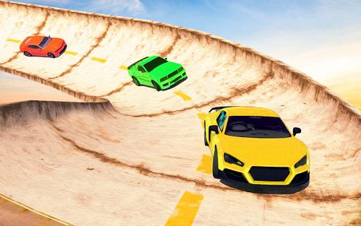 Mega Ramp Car Simulator Game- New Car Racing Games screenshots 4