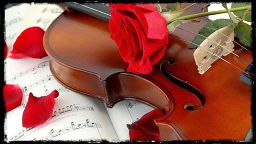 Romantic music and ballads screenshots 3