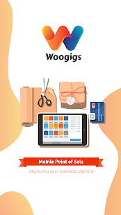 Woogigs Online Mobile POS (Point of Sale)