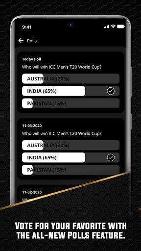 CricketExchange.com  Screenshots 7