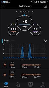 Lefun Health 2.57 Screenshots 2