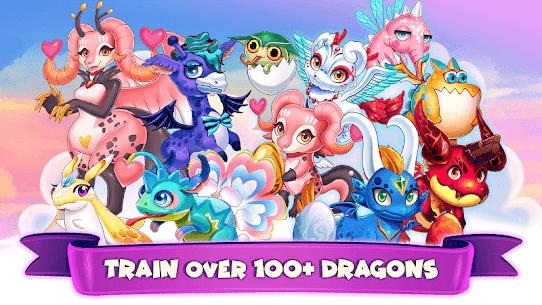 Idle Dragon Tycoon – Ejderha Simülatörü Full Apk İndir 1