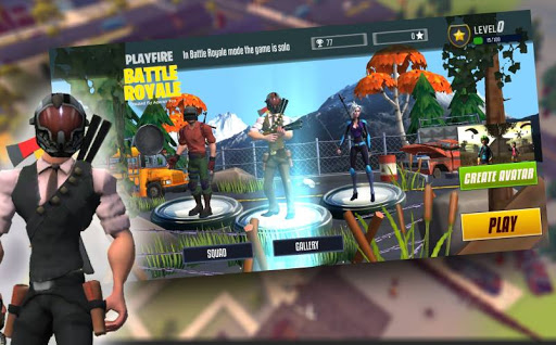 Play Fire Royale - Free Online Shooting Games  screenshots 4