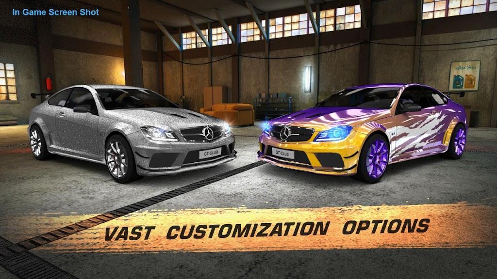 GT: Speed Club - Drag Racing / CSR Race Car Game  poster 2