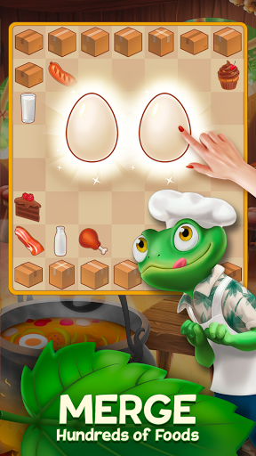 Merge Inn - Tasty Match Puzzle Game  screenshots 2