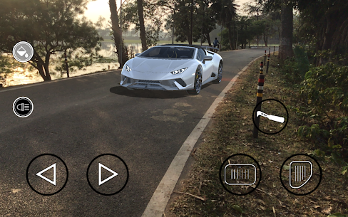 AR Real Driving – Augmented Reality Car Simulator 5