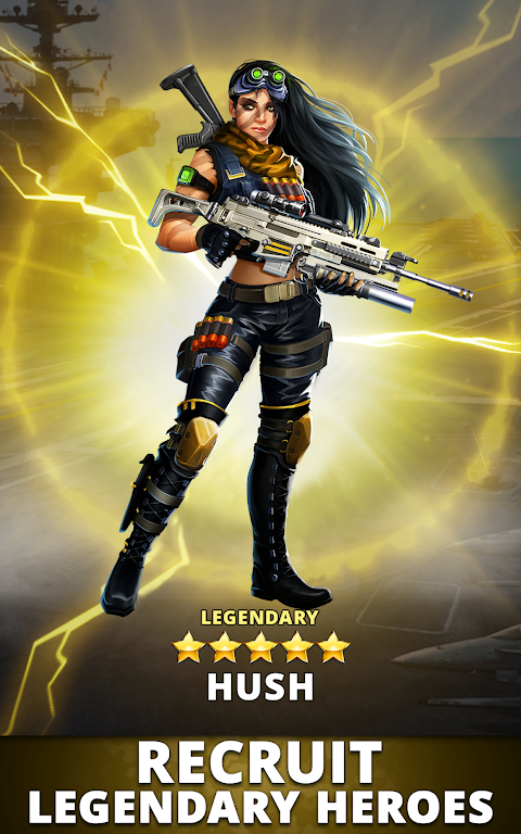 Puzzle Combat: Match-3 RPG poster 8