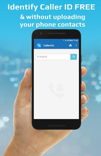 CallerInfo: Caller ID, Number lookup, Number book 4.0 Screenshots 4