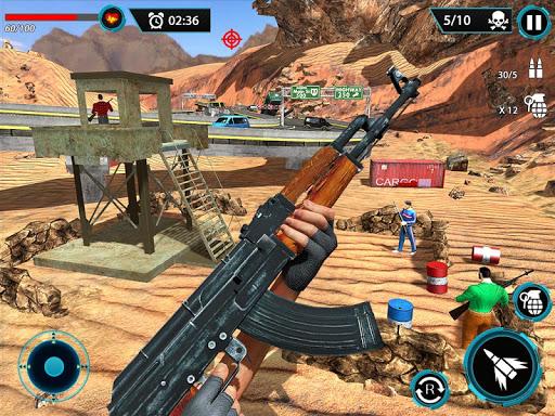 FPS Terrorist Secret Mission: Shooting Games 2020 2.1 screenshots 11