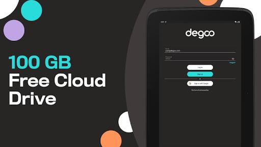 Degoo - 100 GB Free Cloud Storage 1.57.83.210226 Screenshots 17