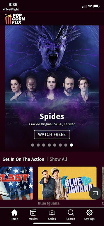 Popcornflix™ – Free Movies & TV poster 5