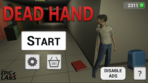 Dead Hand - School Horror Creepy Game 1.8.0 screenshots 7