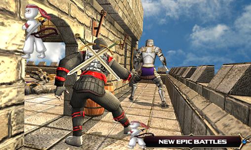 Superhero Master: League of Ninja – Kungfu Legends 3