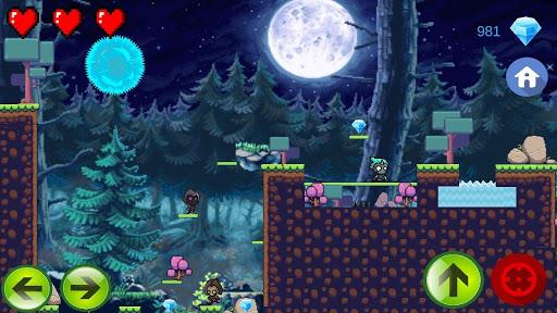 Code Triche Shadow Man - Crystals and Coins (Astuce) APK MOD screenshots 4