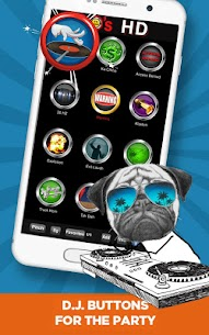 Free 100′ s of Buttons  Prank Sound Effects for Jokes 4
