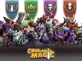 Call Of Magic: Kill & Capture