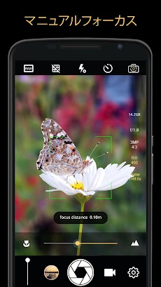 手動カメラ:デジタル一眼レフ カメラプロフェッショナルのおすすめ画像2