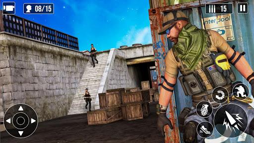 Army shooter Military Games : Real Commando Games 0.2.0 screenshots 8