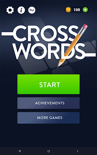 Crossword Puzzles Word Game Free 2.84 screenshots 6