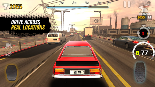 Traffic Tour Classic MOD APK 1.0.6 (Unlocked All) 12