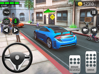 Driving Academy Car Simulator screenshots 9