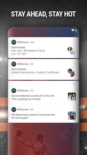 365Scores: Live Scores & Sports News  screenshots 13