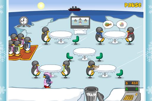 Penguin Diner 1.0.39 screenshots 1