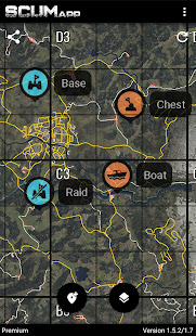 Unofficial SCUM Map