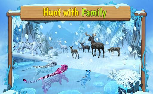 White Tiger Family Sim Online - Animal Simulator  Screenshots 11