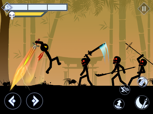 Supreme Stickman Shadow Legends: Sword Fight Games screenshots 2