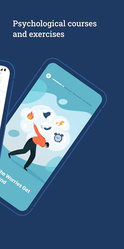 MindDoc: Your Mental Health Companion android2mod screenshots 3