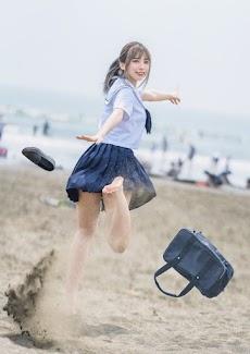 制服美少女図鑑のおすすめ画像5