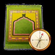 Prayer Times, Salat & Qibla
