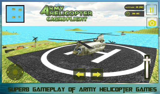 Army Helicopter Cargo Flight For PC Windows (7, 8, 10, 10X) & Mac Computer Image Number- 27