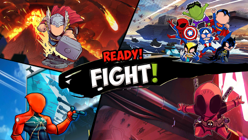 StickWar – Super Hero Fighting