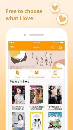 Pubu u2013 eBooks and Videos Anytime apktram screenshots 3