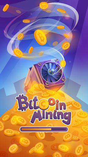 Bitcoin mining: life tycoon, idle miner simulator  screenshots 1