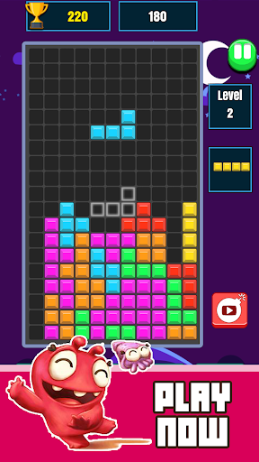 Block Puzzle Classic 1984 1.11 screenshots 4