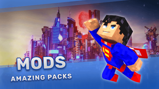 Mods, Skins & Maps for Minecraft. Toolbox Addons  screenshots 1